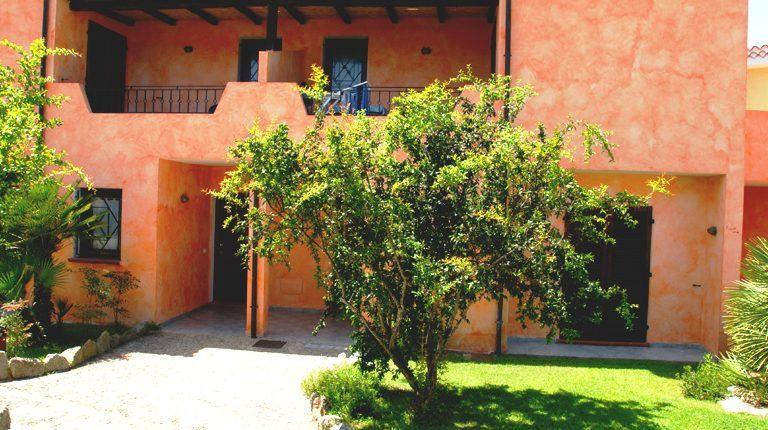 esterni degli appartamenti, Residence Palau Green Village