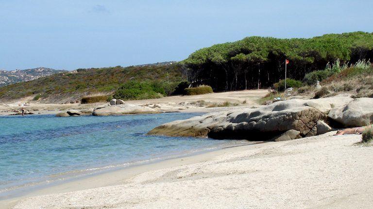 spiaggia La Sciumara, esterni degli appartamenti, Residence Palau